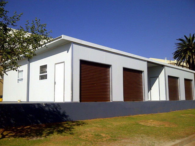 Affordable Housing - Pre-Fab Units