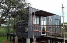 Canterburry Container Lodge