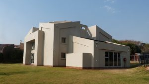 Residential and commercial construction in South Africa