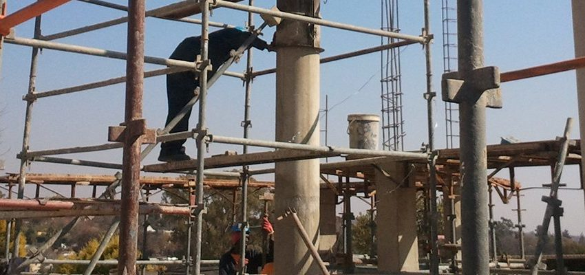 Roldao Construction Building Site